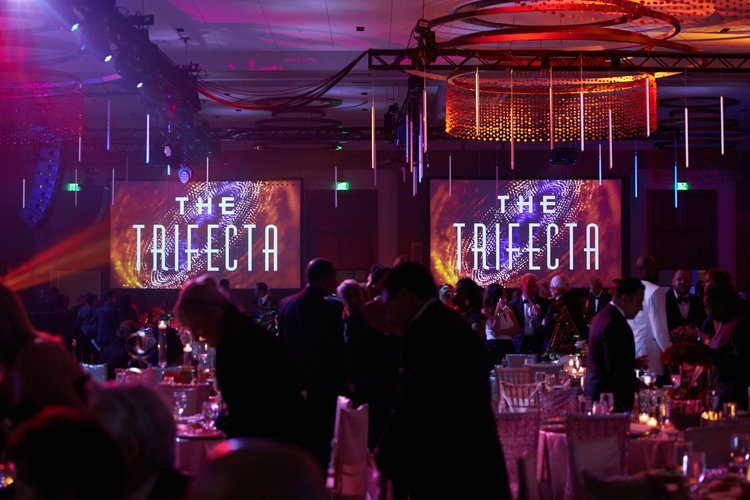 The Trifecta Gala 2018 Featuring Stevie Wonder
