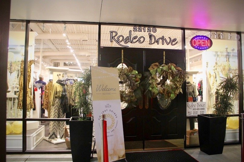 Trifecta Gala Kentucky Derby Charity Events - Holiday Soiree Rodeo Drive - 11