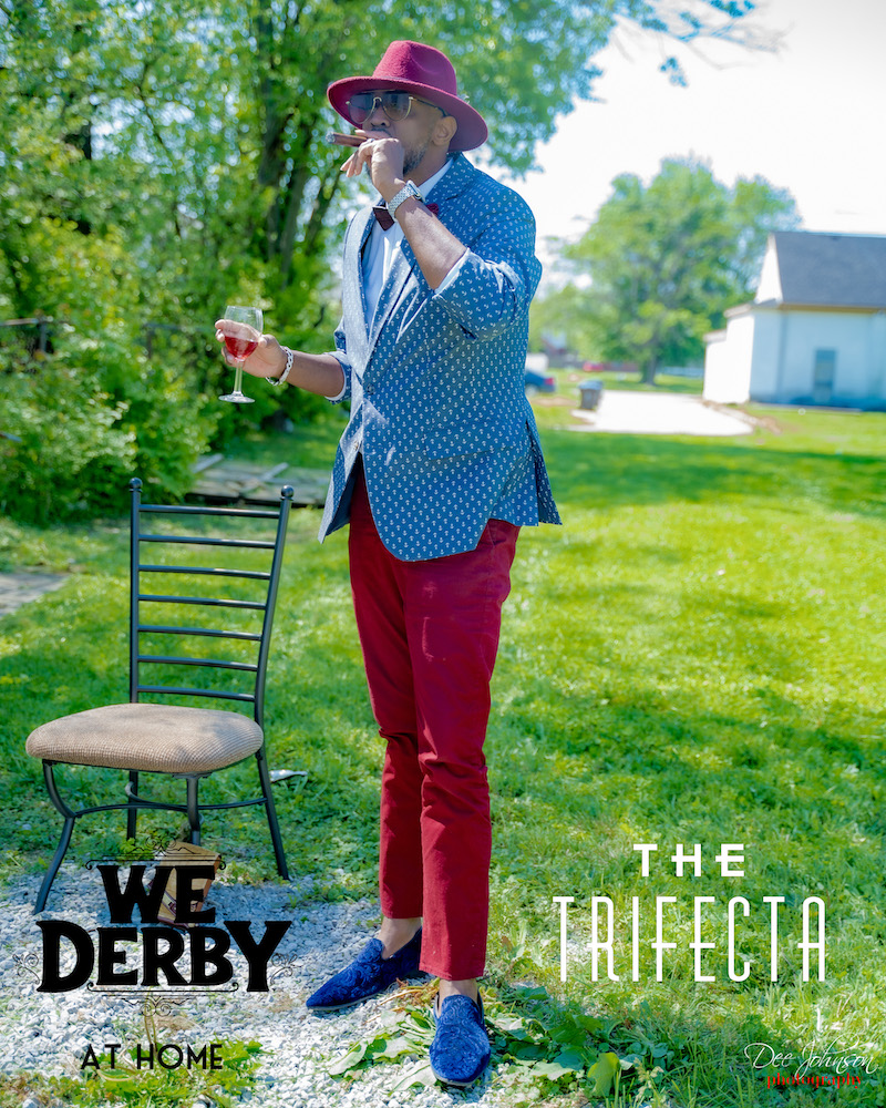 Dee Johnson Photographer - WeDerby at Home - Trifecta Gala